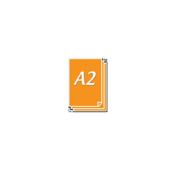 Impression d'affiches A2