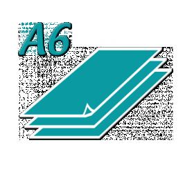 Impression de flyers A6